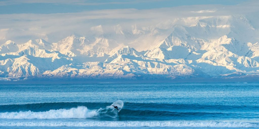 surf hiver