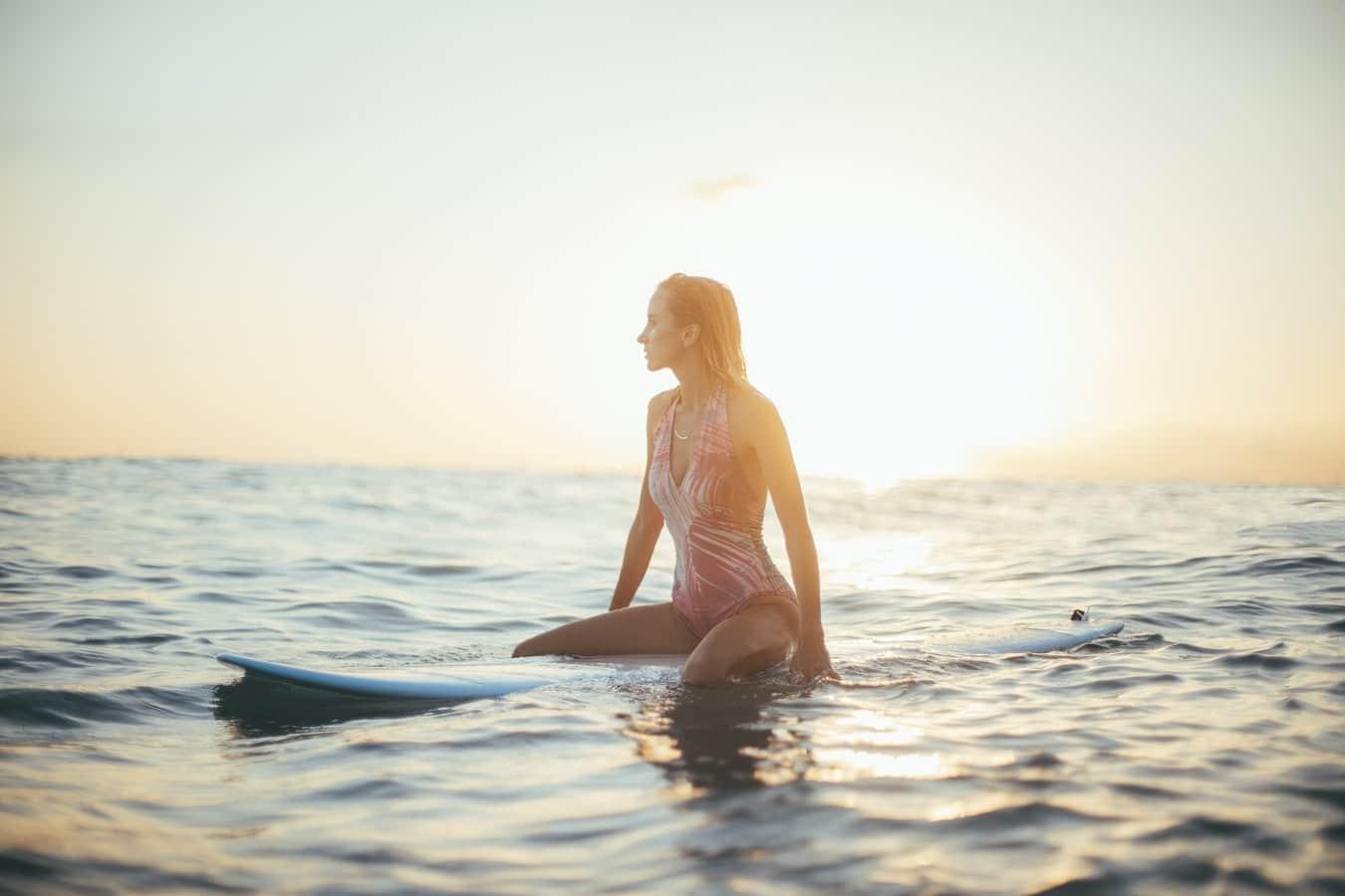 Les bienfaits du surf sur votre santé