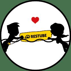Aider les autres avec Restube