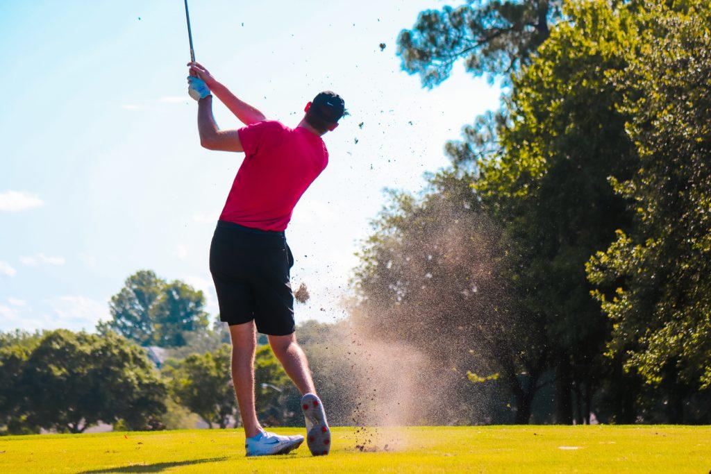 golf sport complément surf