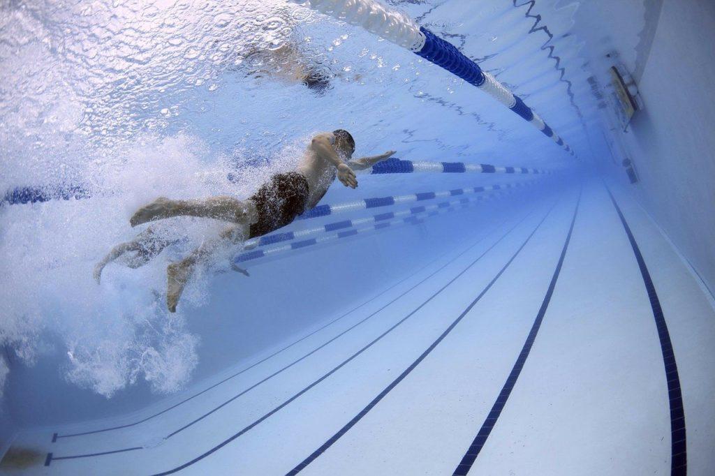 natation sport complément surf