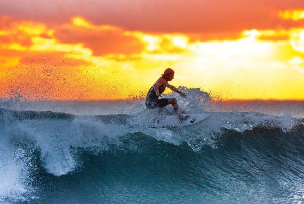 sports complément surf