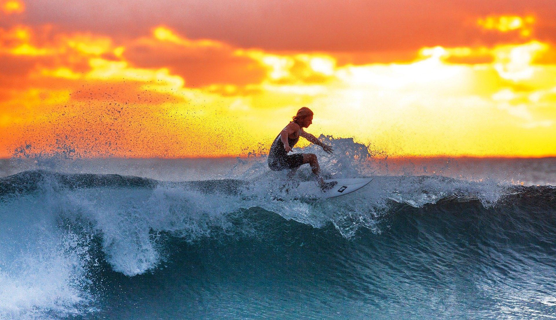 Quels sports pratiquer en complément du surf ?