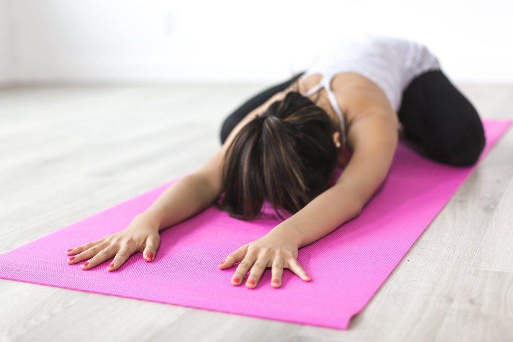 yoga sport complément surf