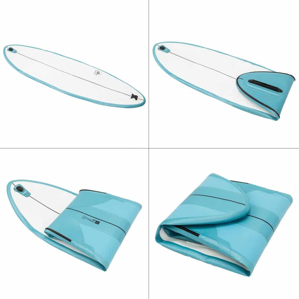 planche surf gonflable